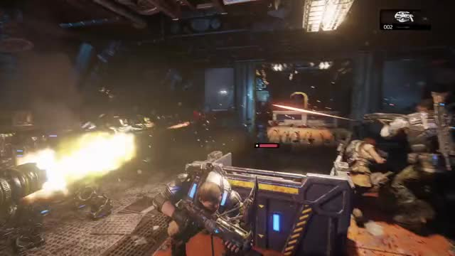 Watch and share Gearsofwar4 GIFs and Inx Raggy GIFs by Gamer DVR on Gfycat