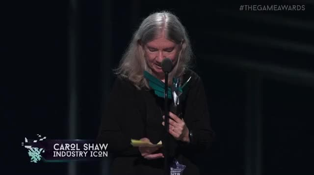 Industry Icon Carol Shaw
