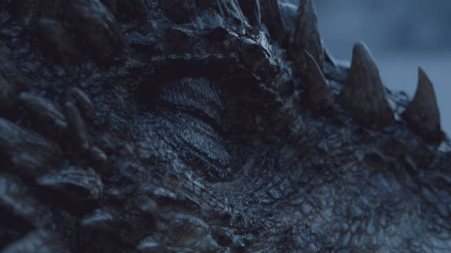 game of thrones, got, hbo, Game of Thrones S07E06_1 GIFs
