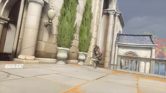 Watch and share Highlight GIFs and Overwatch GIFs by OVERWATCH PLAYS on Gfycat