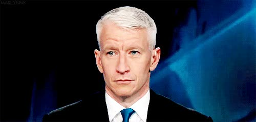 Watch and share Anderson Cooper GIFs and Entertained GIFs by Reactions on Gfycat