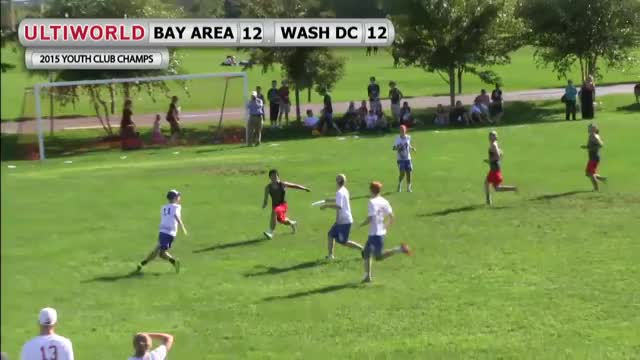 Watch YCC 2015: Mixed Final (Washington DC v. Bay Area) (reddit) GIF by ultiworld on Gfycat. Discover more related GIFs on Gfycat