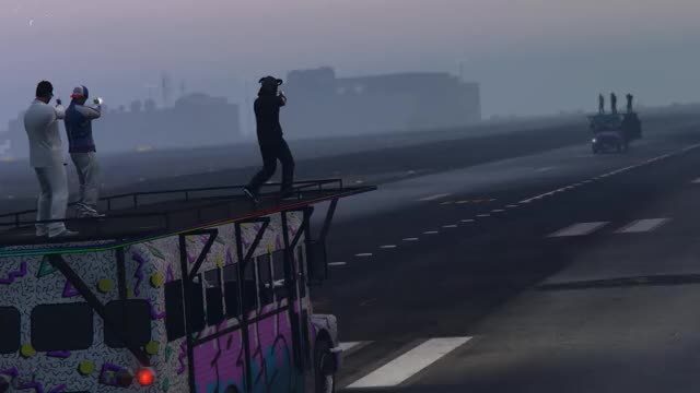Watch Atomizer Jousting GIF on Gfycat. Discover more GTAV, Gaming, PC, ROCKSTAR_EDITOR, Wunder Incorporated GIFs on Gfycat
