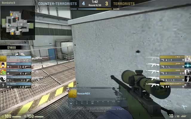 Watch and share 5k With Awp GIFs by NascarNSX on Gfycat