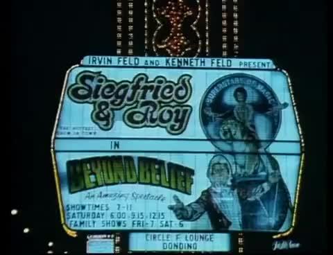 Watch and share Las Vegas - Nevada - 1983 GIFs on Gfycat