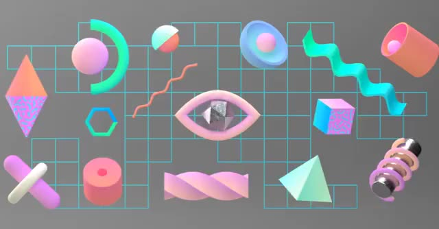 Watch and share Vaporwave GIFs by Billy Cheng on Gfycat