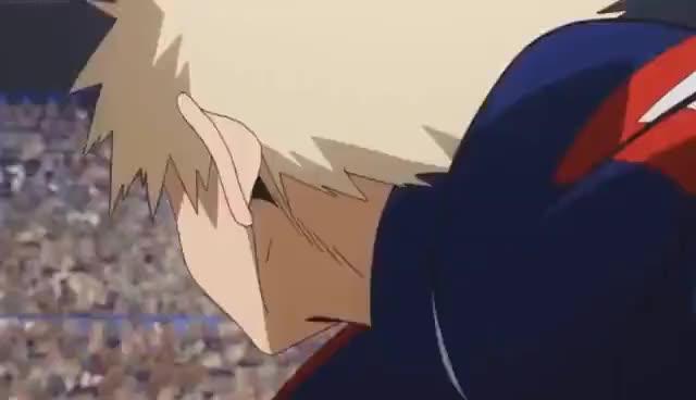 Watch and share Cavalry Battle Final (Bakugo) - Boku No Hero Academia Season 2 [Episode 5] GIFs on Gfycat