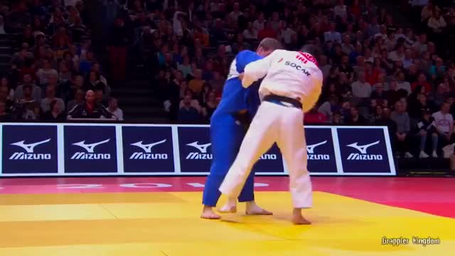 Watch Best ippons in day 2 of Judo Grand Slam Paris 2019 GIF on Gfycat. Discover more Ippon, Judo GIFs on Gfycat