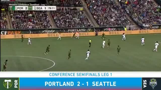 Watch and share Melano Not Goal Portland V Seattle 4nov2018 GIFs by C.I. DeMann on Gfycat