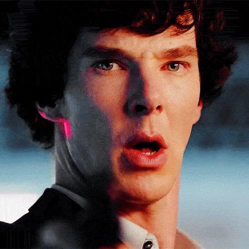 Watch and share Sherlock GIFs on Gfycat