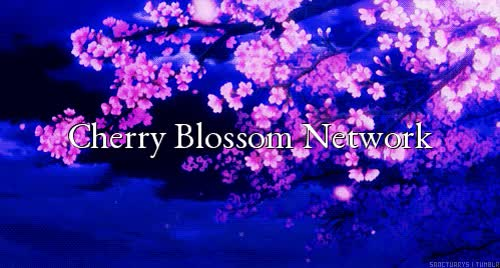 Watch and share Cherry Blossom Tree GIFs and Anime Scenery GIFs on Gfycat