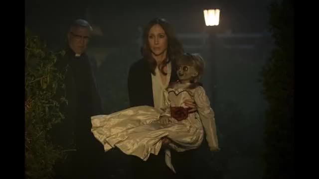 Watch and share Annabelle 3 GIFs by Анна Голова on Gfycat