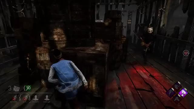 Watch and share Dead By Daylight GIFs by Geistra on Gfycat