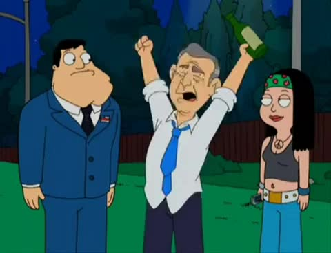 Watch American Dad - President Bush GIF on Gfycat. Discover more related GIFs on Gfycat