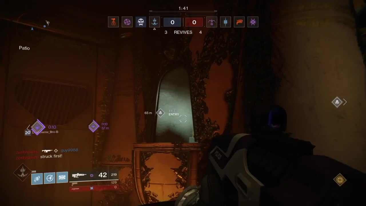 Destiny 2, Gaming, PS4share, PlayStation 4, Titan, weavedawg, Punching All of them? Yes, ALL OF THEM!! GIFs