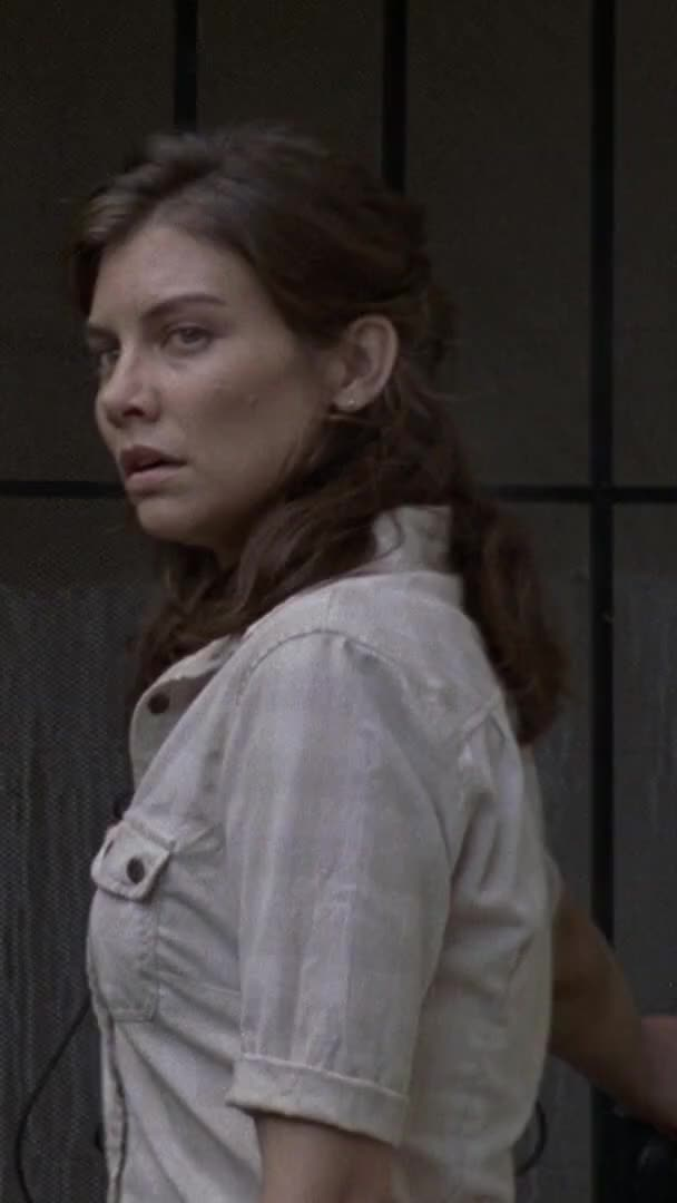 Watch and share The Walking Dead GIFs and Lauren Cohan GIFs by EchelonDX on Gfycat