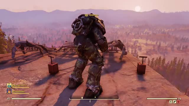 Watch Pull! GIF by Gamer DVR (@xboxdvr) on Gfycat. Discover more Fallout76, Lymphal, xbox, xbox dvr, xbox one GIFs on Gfycat