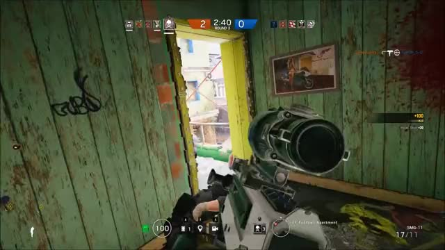 Watch and share Rainbow6 GIFs and Gaming GIFs by GameAddict on Gfycat
