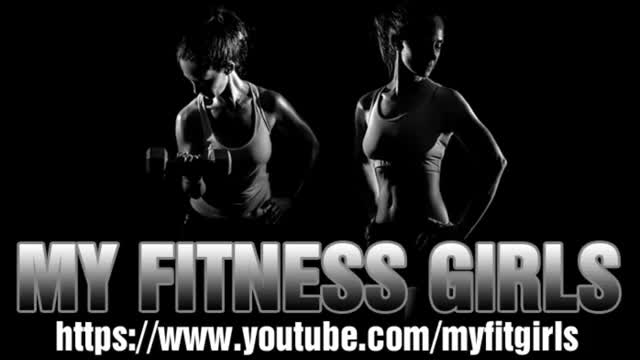 Watch and share My Fitness Girls GIFs and No Equipment GIFs on Gfycat