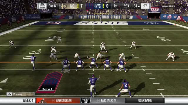Watch and share Maddennfl19 GIFs and Gamer Dvr GIFs by Gamer DVR on Gfycat