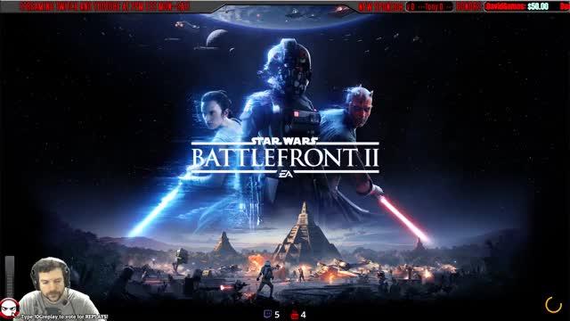 Star War Battlefront 2 - Time to OWN (Star Wars Battlefront II)