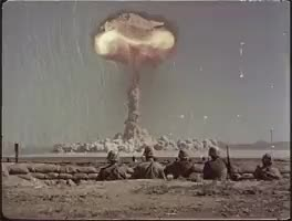 Watch and share Atomic Bomb GIFs and Destruction GIFs on Gfycat