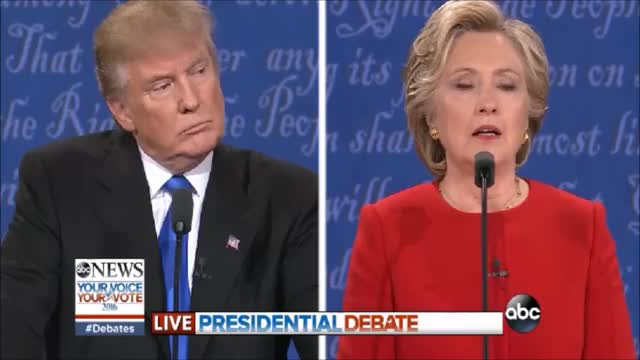 Watch and share Donald Trump GIFs and Debatenight GIFs on Gfycat