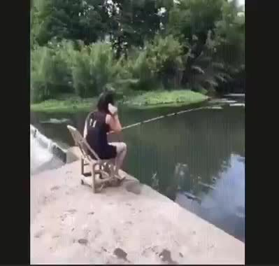 fail, fishing, gifs, Fishing GIFs