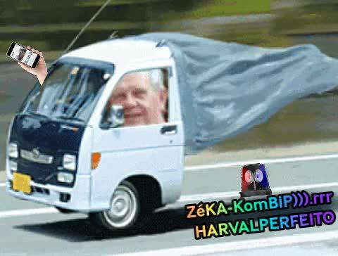 Watch KOMBI VOLKSWAGEN GIF by HARVALPERFEITO (@harvalper) on Gfycat. Discover more carreta, carro, kombi, veículo, volks, volkswagen GIFs on Gfycat