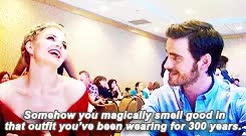 Watch and share Jennifer Morrison GIFs and Colin O'donoghue GIFs on Gfycat