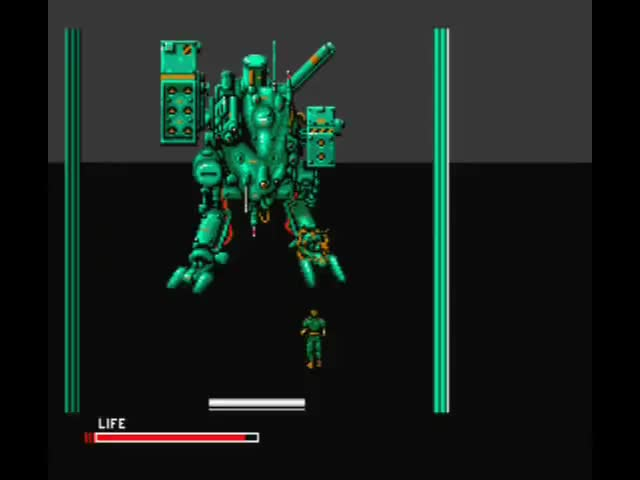 Watch and share Metal Gear 2 GIFs and Metal Gear D GIFs on Gfycat