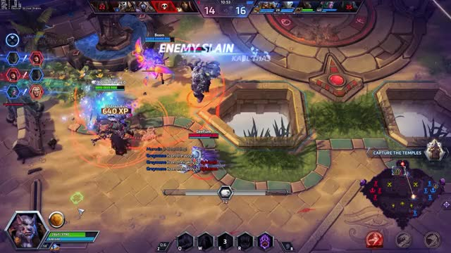 Watch Go for the Throat on Haunting Wave GIF by Felewin (@felewin) on Gfycat. Discover more go for the throat, greymane, heroes of the storm GIFs on Gfycat