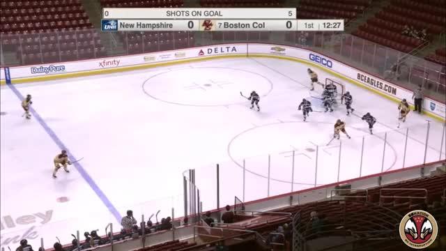 Watch 1 Belinskas (W) UNH 2/8/19 GIF by @salzano14 on Gfycat. Discover more Colorado Avalanche, hockey GIFs on Gfycat