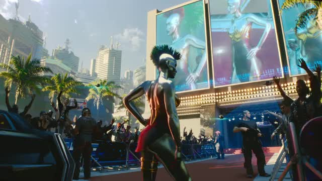 Watch and share Cyberpunk 2077 GIFs and Official GIFs by sobaka on Gfycat