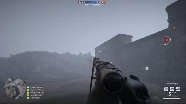Watch Cod WW2 on BF1 GIF by Gamer DVR (@xboxdvr) on Gfycat. Discover more Battlefield1, DragonFire20011, xbox, xbox dvr, xbox one GIFs on Gfycat