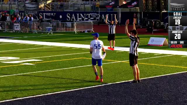 Watch and share JanasFist GIFs by American Ultimate Disc League on Gfycat