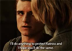 Watch and share Haymitch Abernathy GIFs and The Hunger Games GIFs on Gfycat