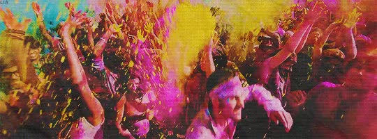 Watch and share Happy Holi GIFs on Gfycat