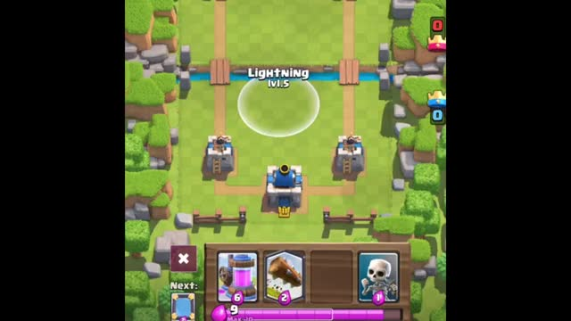 Watch and share Lightning GIFs by Clash Royale Kingdom on Gfycat