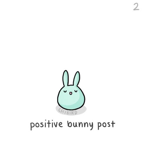 Watch and share Animated Bunny GIFs on Gfycat