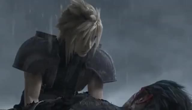 Watch zack and cloud 2 GIF on Gfycat. Discover more ff7, ffvii GIFs on Gfycat