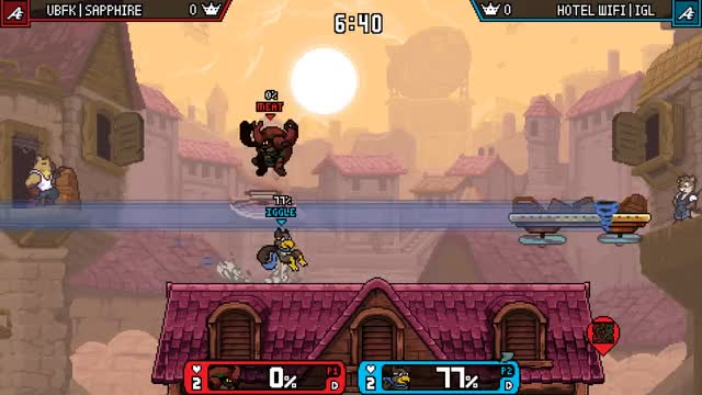 Watch and share Rivals Of Aether GIFs and 0 To Death GIFs by IGL aka iggle on Gfycat