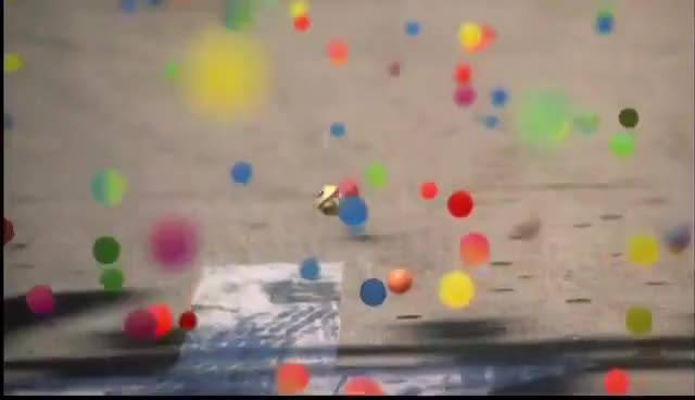 Watch and share Sony Bravia Bouncy Balls Full HD 1080p GIFs on Gfycat