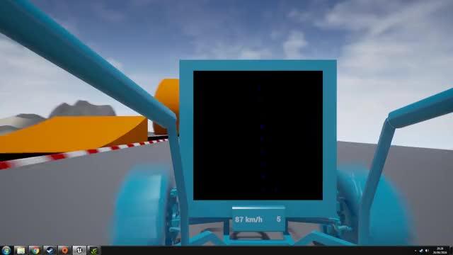 "Watch and share UE4 Vehicle ""radar"" Display GIFs on Gfycat"