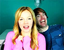 Watch and share Lisa Schwartz GIFs and Shane Dawson GIFs on Gfycat