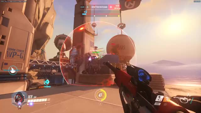 Watch and share Overwatch GIFs and Sleepdart GIFs by Bolegdeh on Gfycat