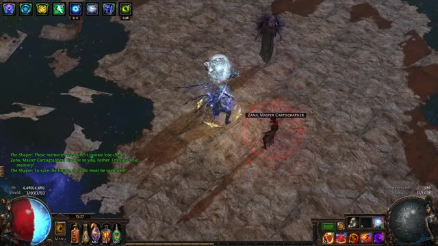 Watch Eternity Shroud is Balanced GIF on Gfycat. Discover more pathofexile GIFs on Gfycat