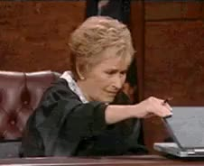 Watch and share Judge Judy GIFs and Laptop GIFs on Gfycat