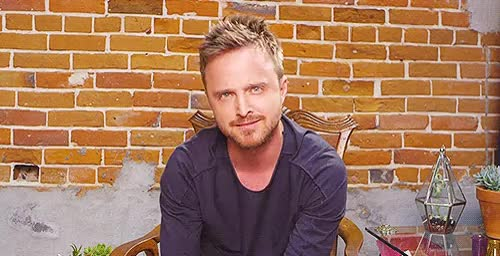 Watch and share Aaron Paul GIFs and Blow Kiss GIFs on Gfycat