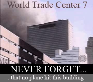 Watch and share Photo Wtc-7-neverforget-2_zps1cc38f40.gif GIFs on Gfycat